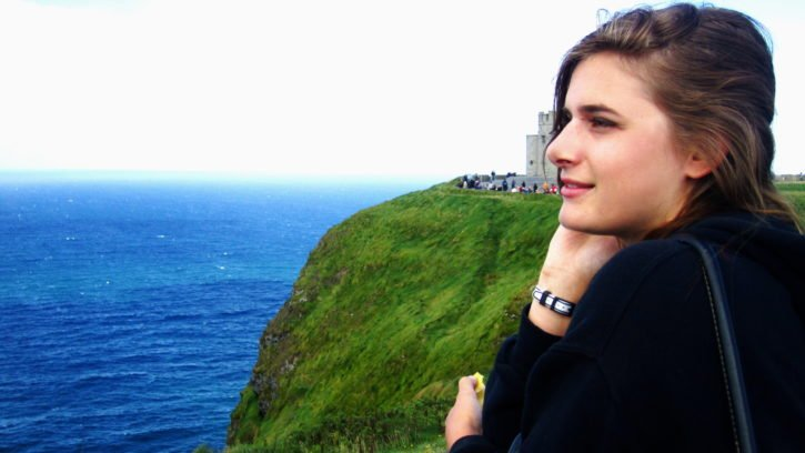 Solo female travel in Ireland, Cliffs of Moher - Europe Travel