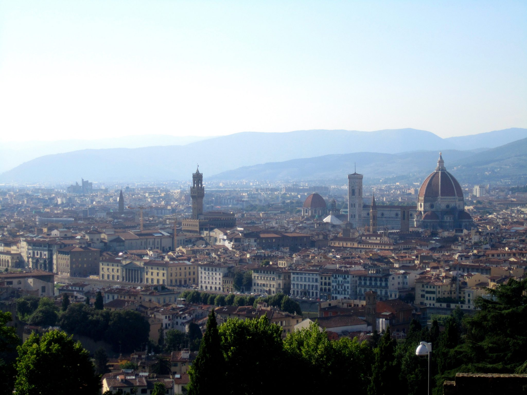 Rome and beginning of Florence 226