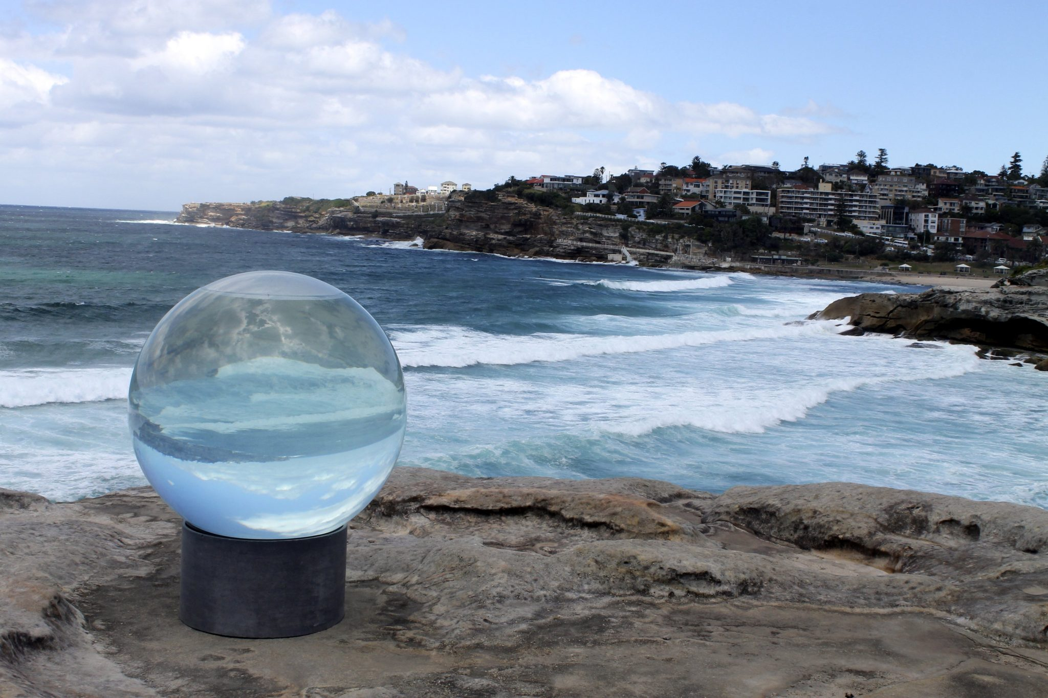 Sculpture by the Sea in Sydney, Australia