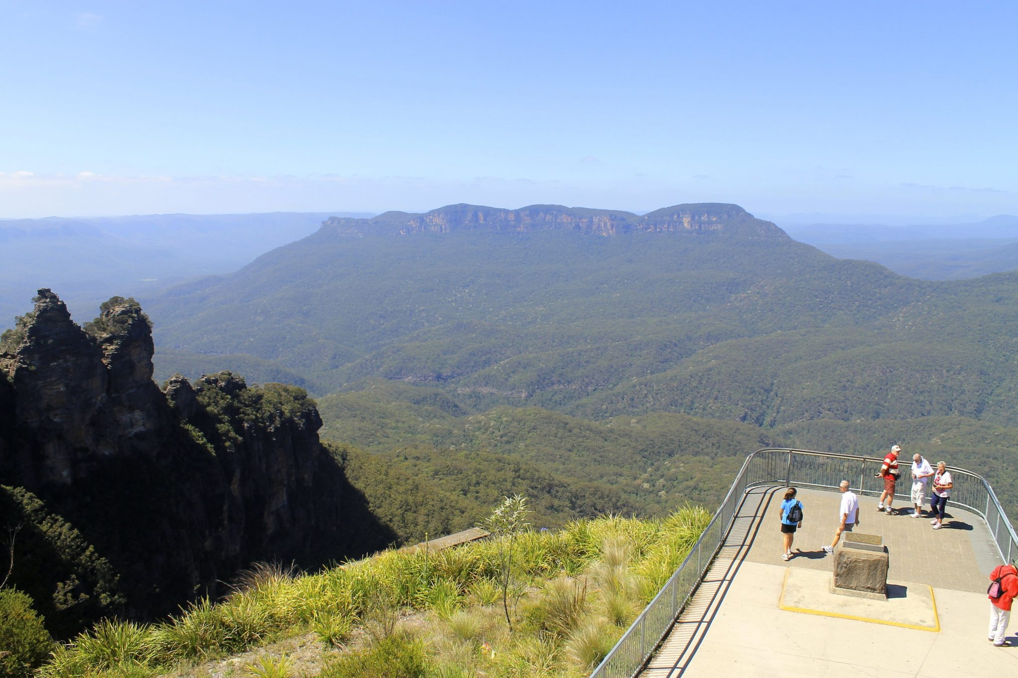 Echo Point - Three Sisters Lookout