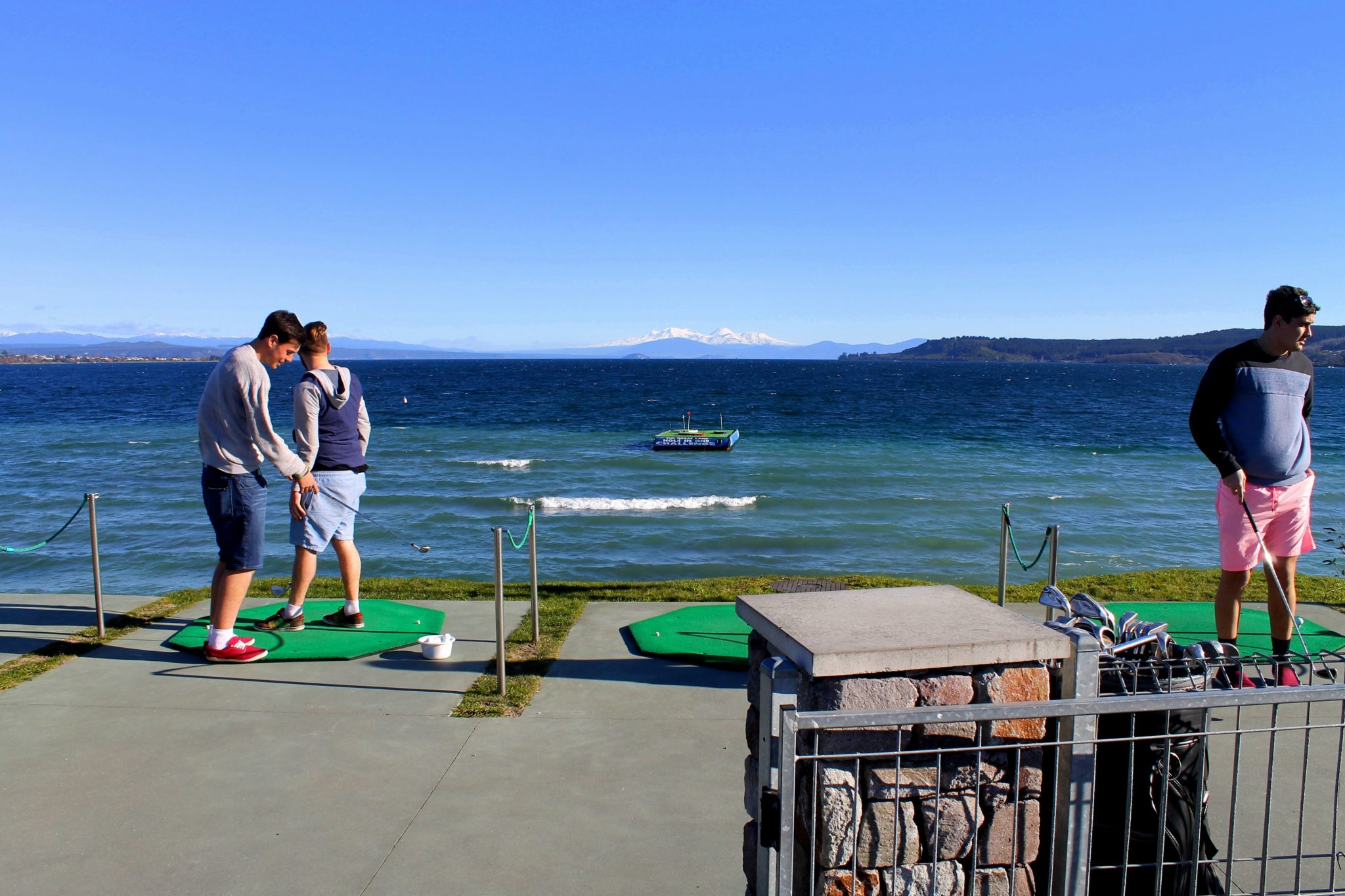 Hole in One Challenge, Taupo
