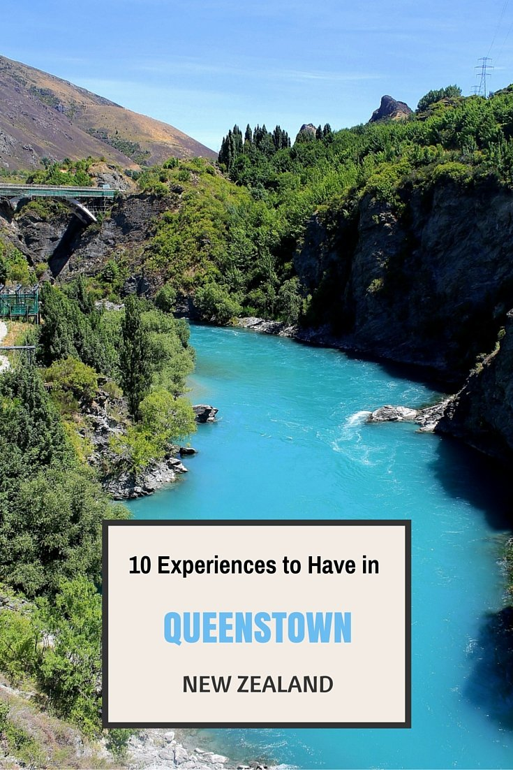 10 Experiences to Have in Queenstown, New Zealand