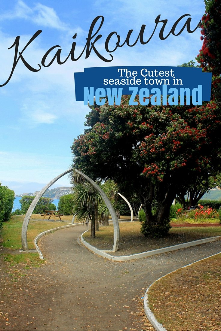 Kaikoura - The cutest seaside town in New Zealand