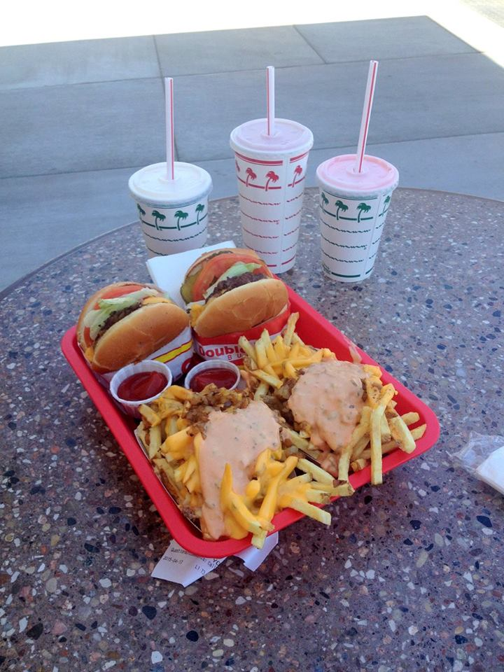 In 'N Out - California