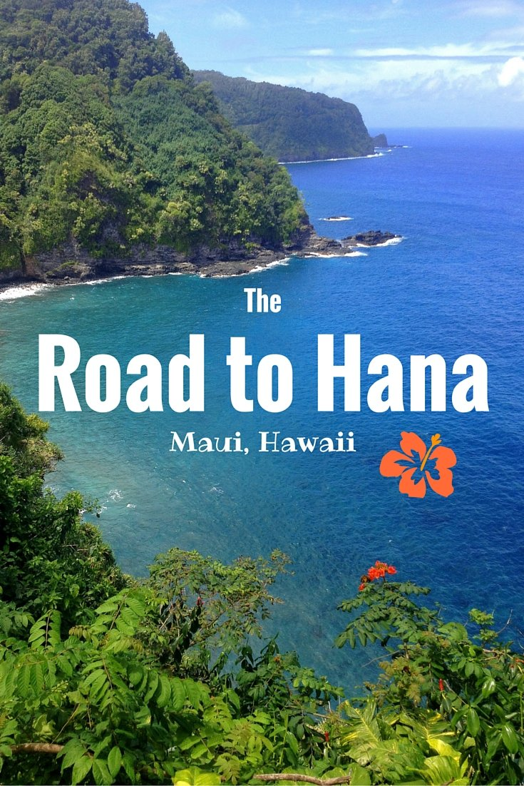 Road to Hana - Maui, Hawaii