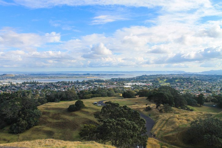 One Tree Hill - Auckland, New Zealand
