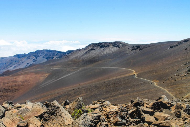Haleakalā National Park - Maui, Hawaii