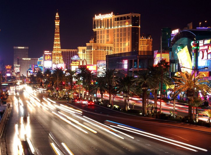 Las Vegas, Nevada - 2016 Destinations, The Atlas Heart