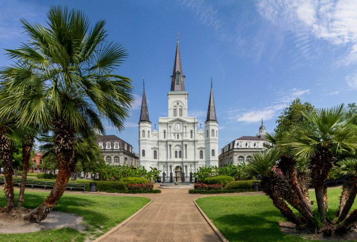 New Orleans, USA - 2016 Destinations, The Atlas Heart