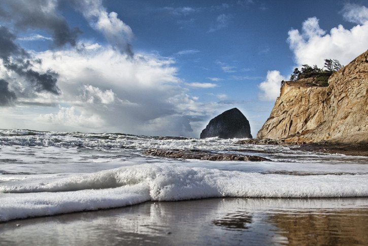 Oregon Coast - 2016 Destinations, The Atlas Heart