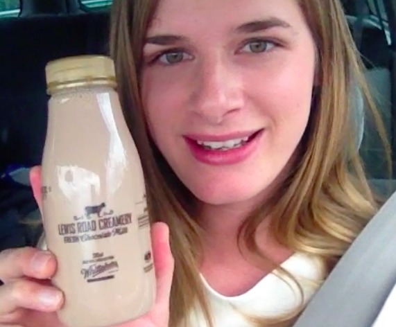 Whittaker's Chocolate Milk