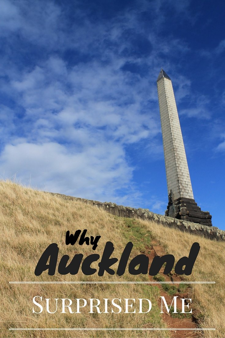 Why Auckland Surprised Me - New Zealand Travel