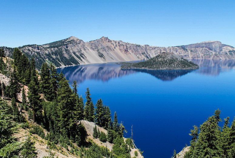 Crater Lake National Park - Southern Oregon
