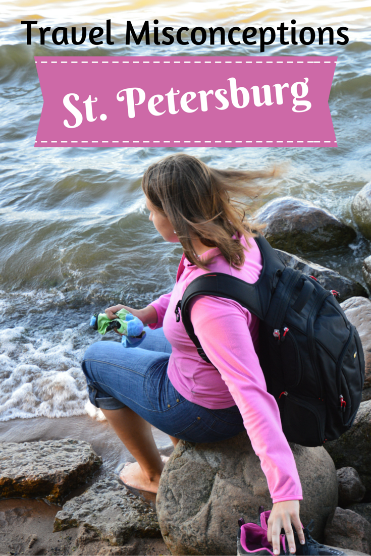Travel Misconceptions: St. Petersburg, Russia