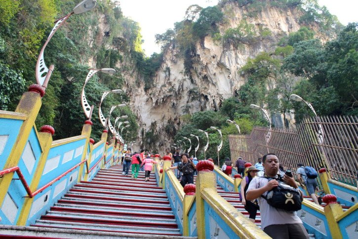 Batu Caves in Malaysia - My Asia Bucket List, The Atlas Heart