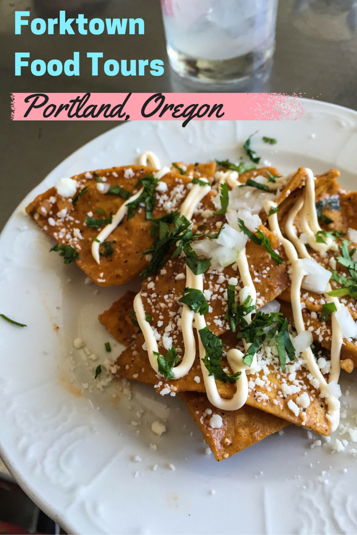 An Afternoon with Forktown Food Tours on SE Division in Portland, Oregon