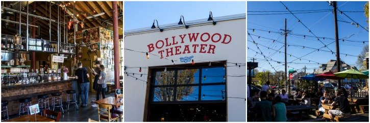Bollywood Theater in Portland, Oregon