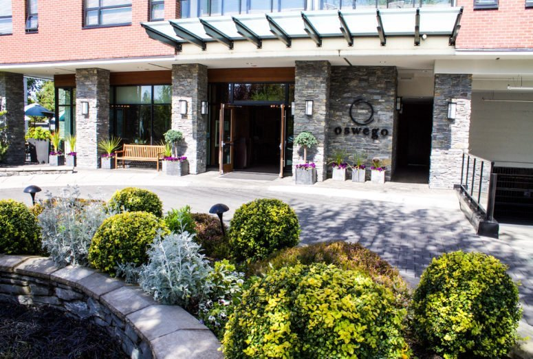 The Oswego Hotel in Victoria, Canada