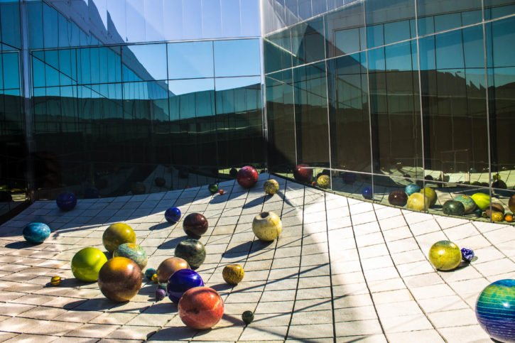 Glass Art at the Tacoma Art Museum
