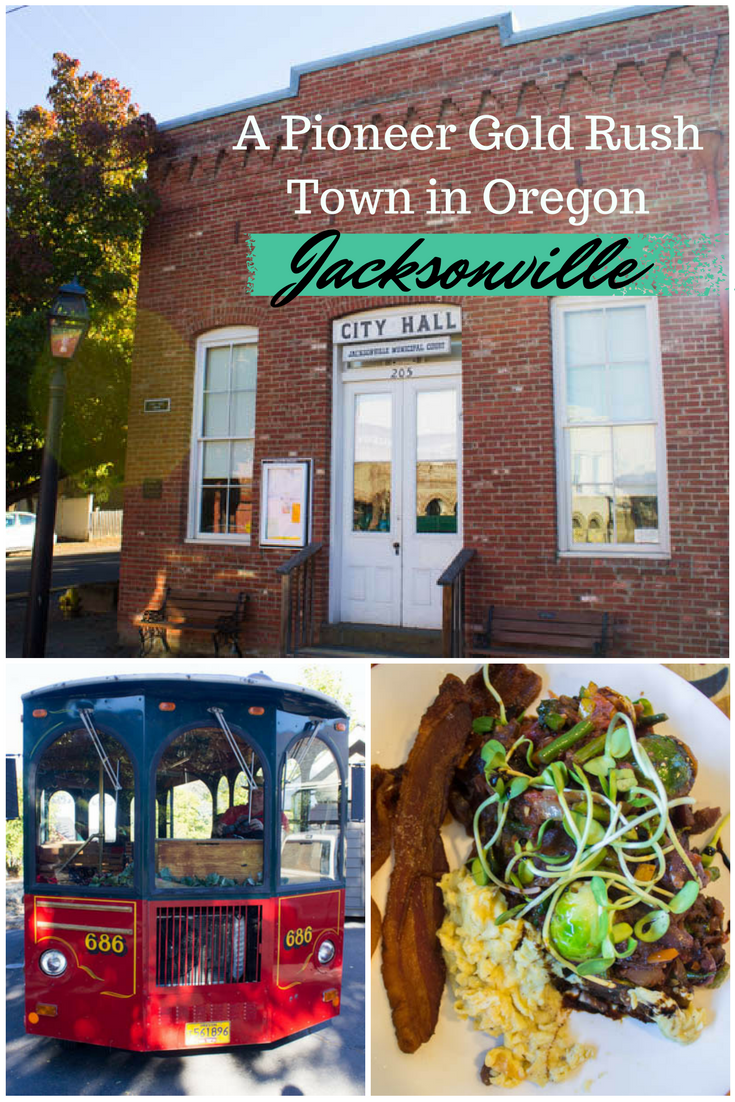 A Pioneer Gold Rush Town in Oregon - Jacksonville