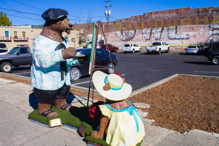 Grants Pass - Southern Oregon - BearFest