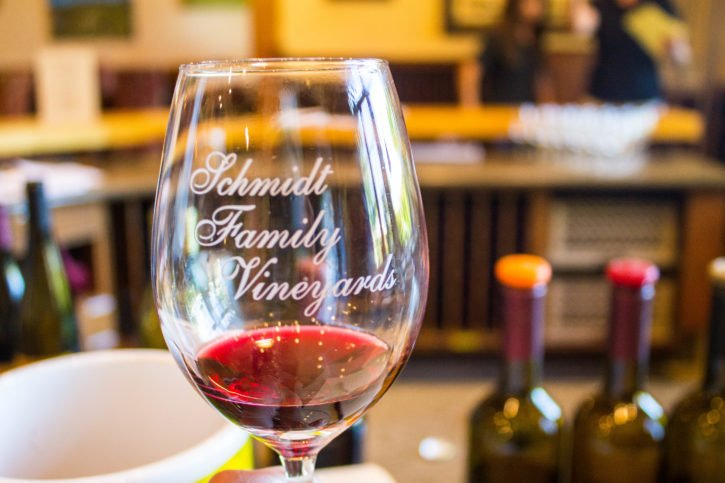 Grants Pass Southern Oregon - Schmidt Family Vineyard