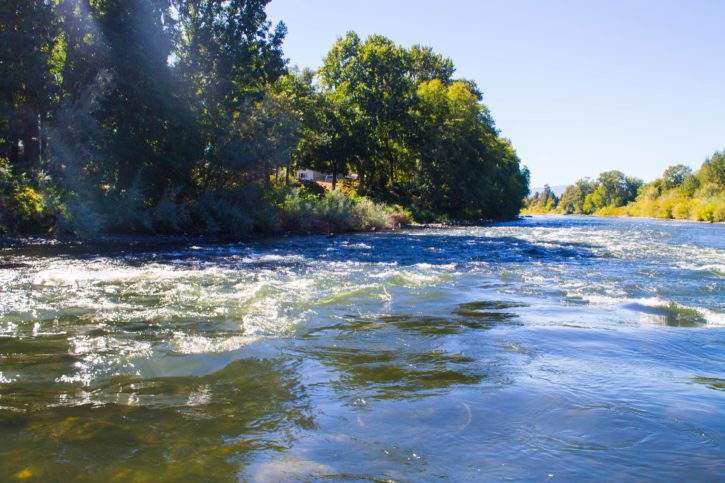 Paddled Pub Tour in Grants Pass, Southern Oregon