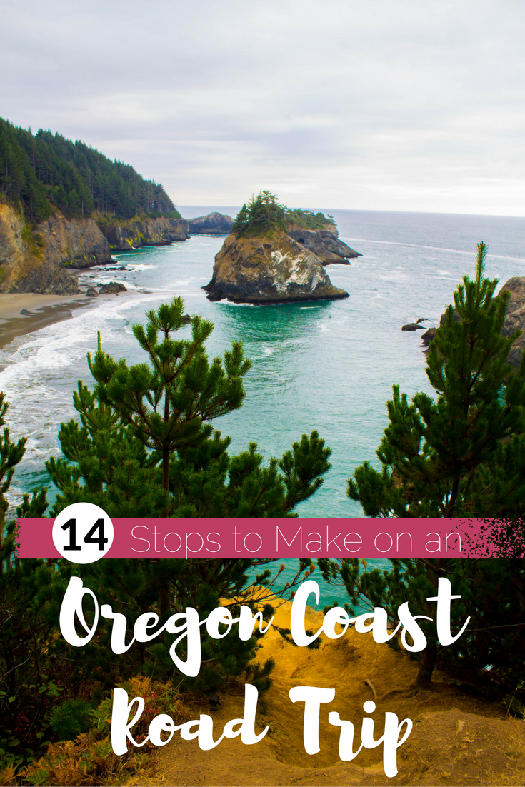 14 stops to make on an oregon coast road trip the atlas for Where to go in oregon