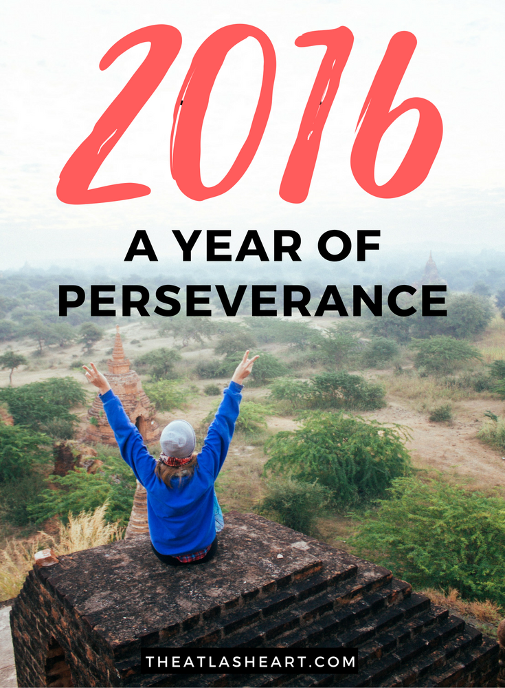 2016, A Year of Perseverance | The Atlas Heart
