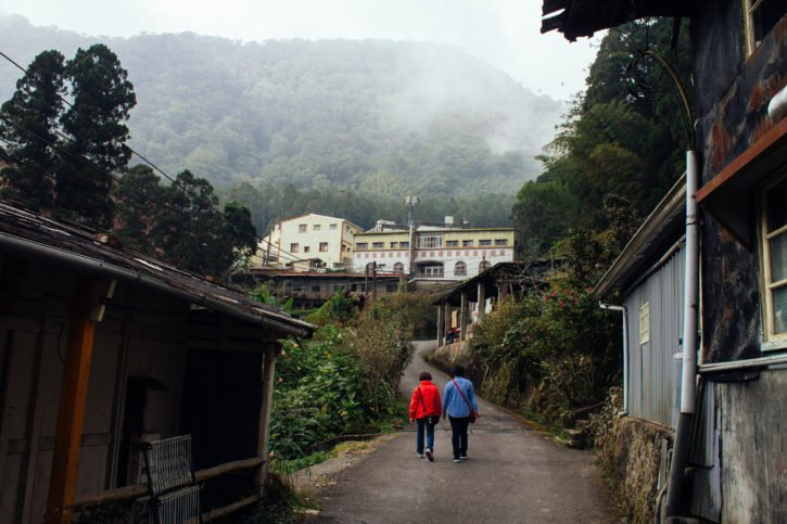 Active culture in Fenchihu, Taiwan - Asia Travel