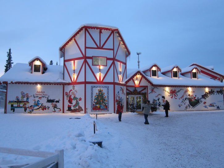 Christmas in North Pole, Alaska - USA Travel