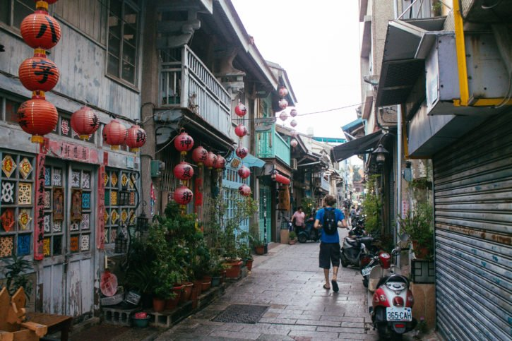 The safe streets of Tainan, Taiwan - Asia Travel