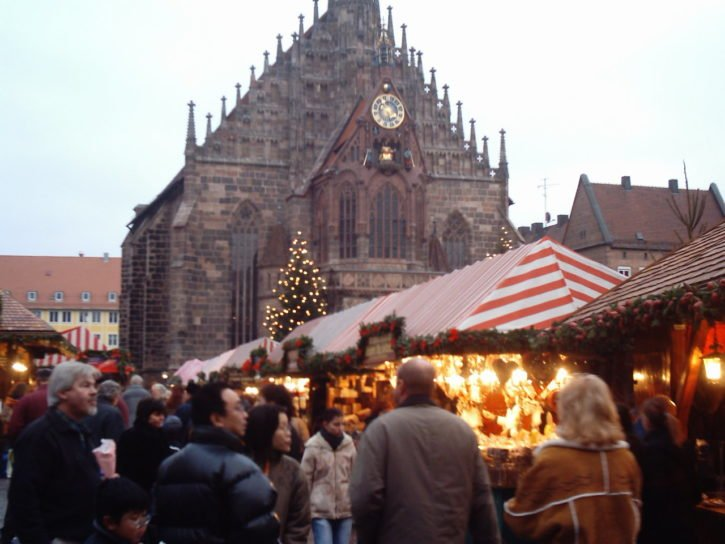 Christmas in Nuremberg, Germany - Europe Travel