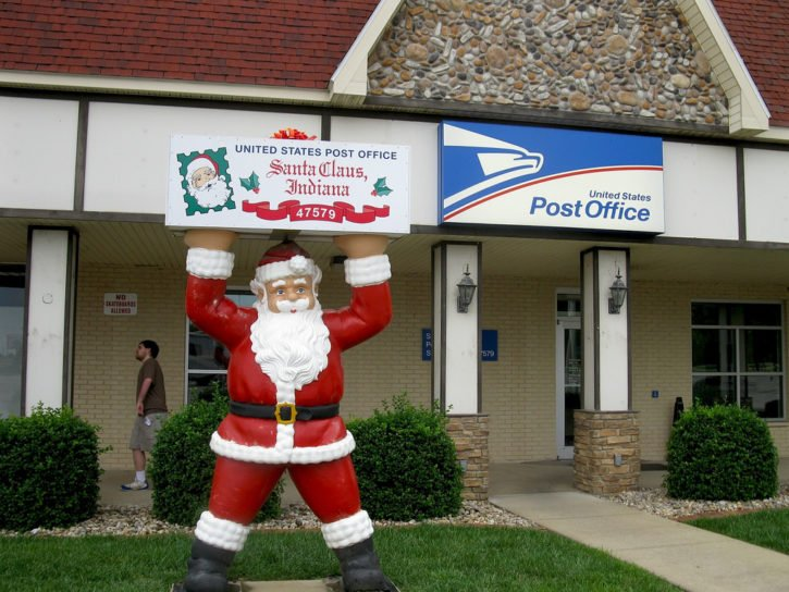 Christmas in Santa Claus, Indiana - USA Travel