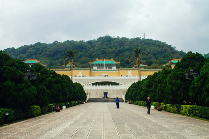 Grand Palace Museum in Taiwan - Miscellaneous Costs - Trip Budgeting