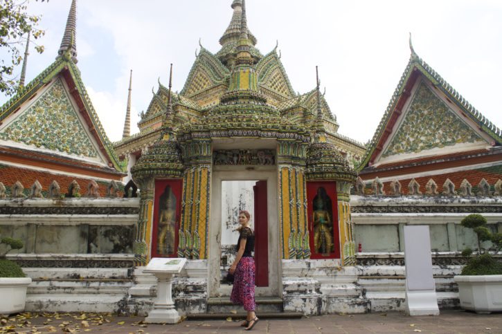 Exploring Wat Pho temple in Bangkok, Thailand | Asia Travel