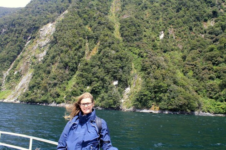 New Zealand Working Holiday Visa for Americans - Milford Sound