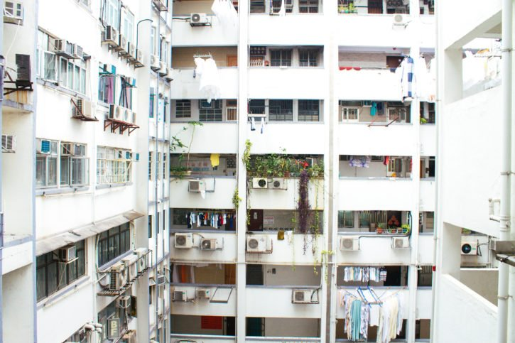 Travel Budgeting for Hong Kong - Accommodation