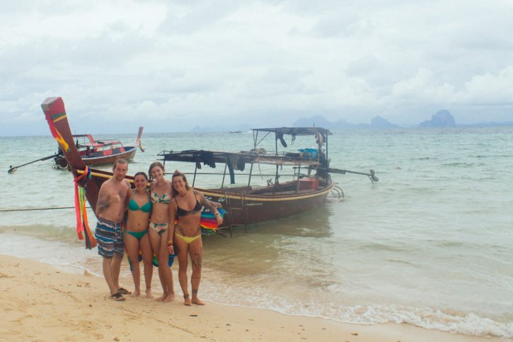 March Wrap-Up 2017- Koh Lanta, Thailand