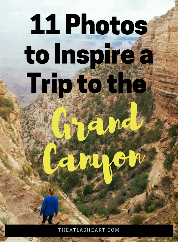 11 Photos to Inspire a Trip to the Grand Canyon