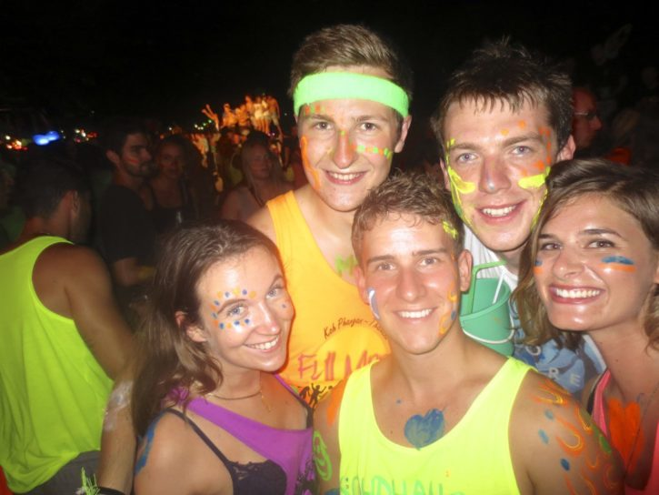 My First Full Moon Party Experience in Koh Phangan, Thailand - Asia Travel
