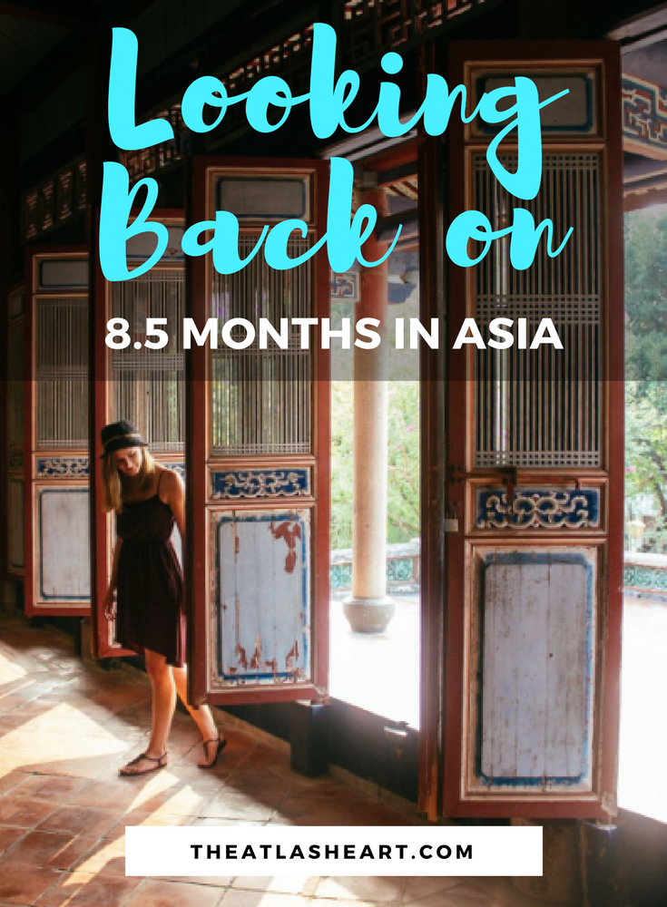 Looking Back o 8.5 Months in Thailand