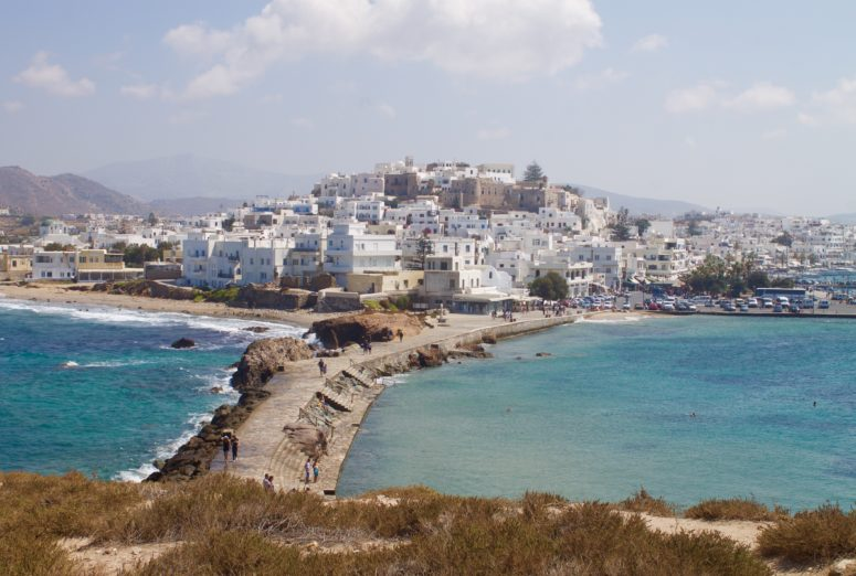Naxos Island in Greece - Europe Travel