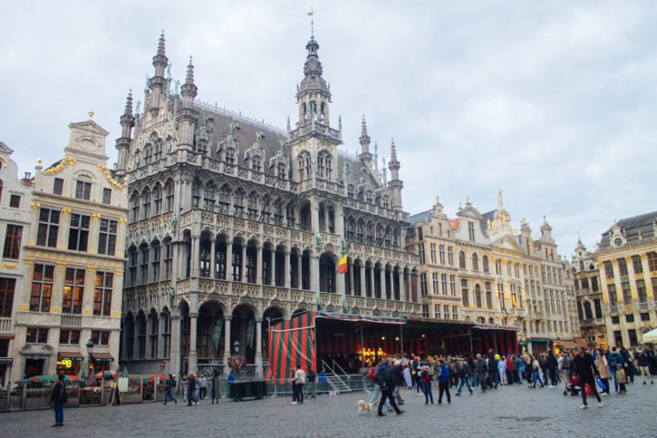 Wrap Up: September 2017 - Brussels, Belgium | Europe Travel