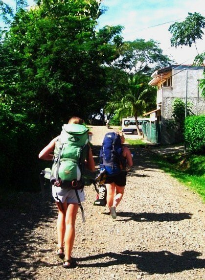 Backpacking through Costa Rica at 18