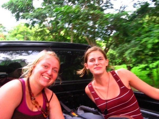 Hitchhiking in Costa Rica, Latin America - Female Travel