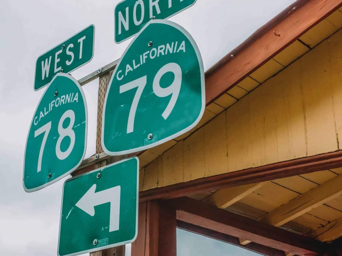 How to Get to Julian, California
