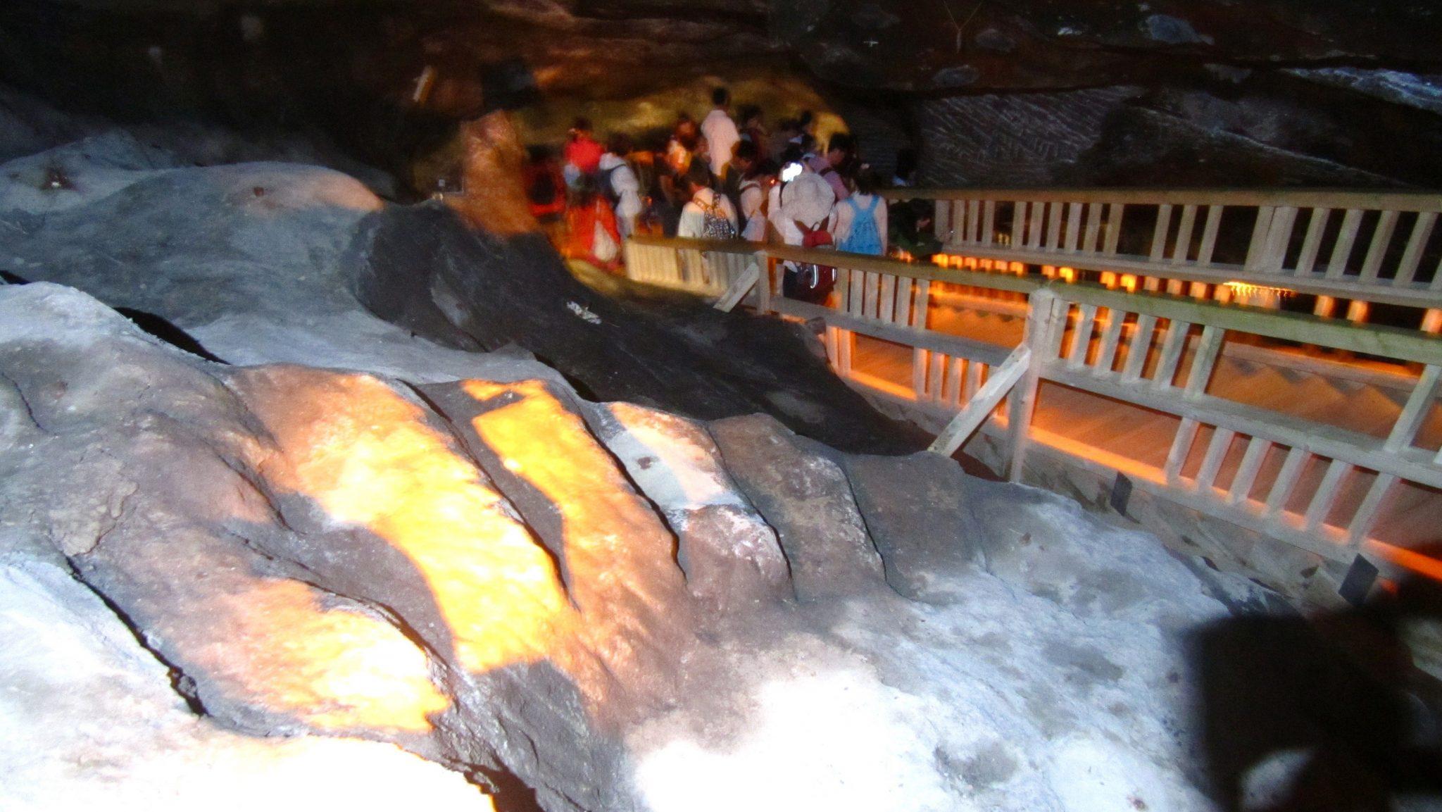 salt mines krakow if you're claustrophobic - probably not a good idea | Salt mines from Krakow, Poland