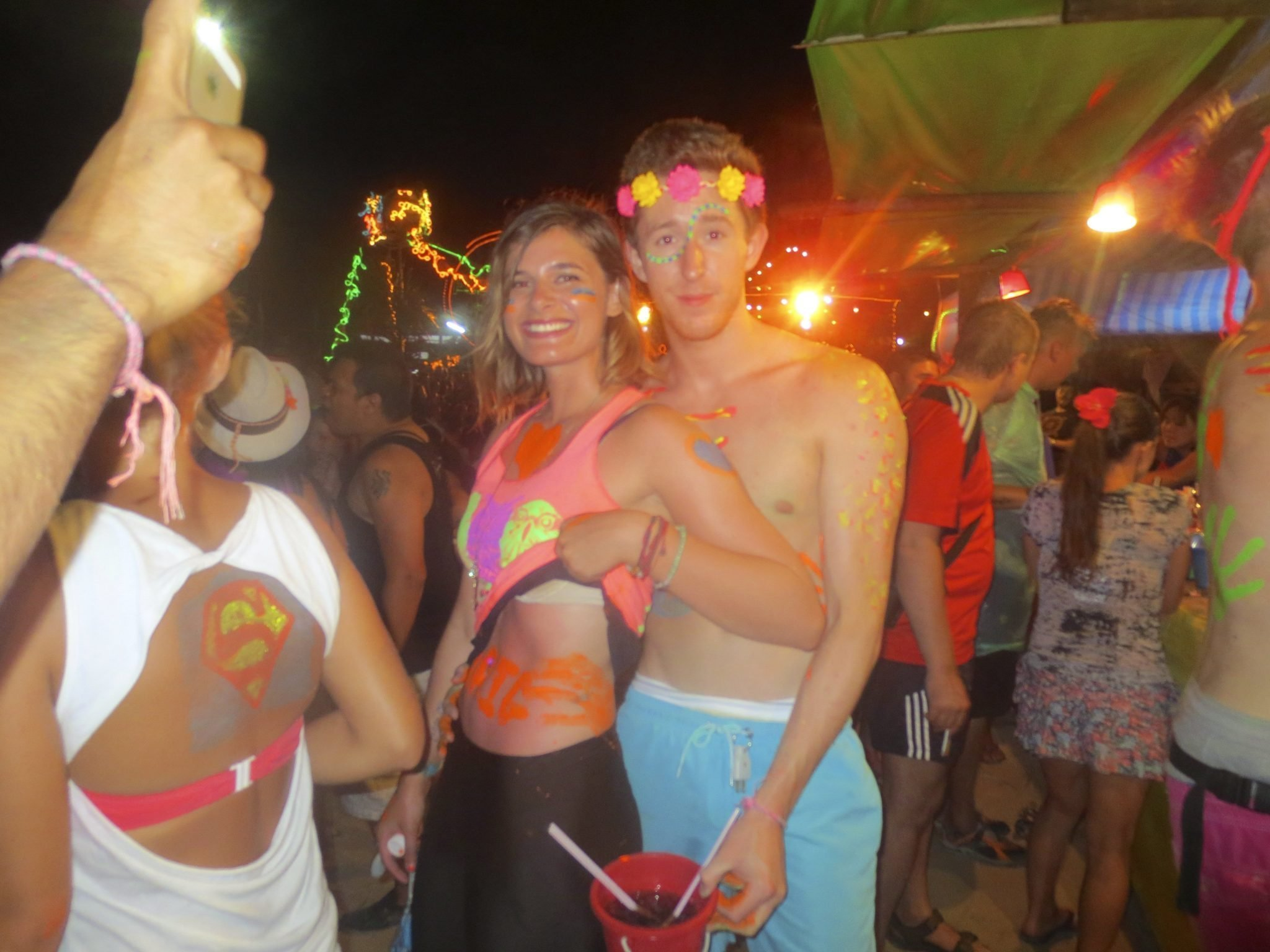 We are infinite: living it up at the Full Moon Party - The ...