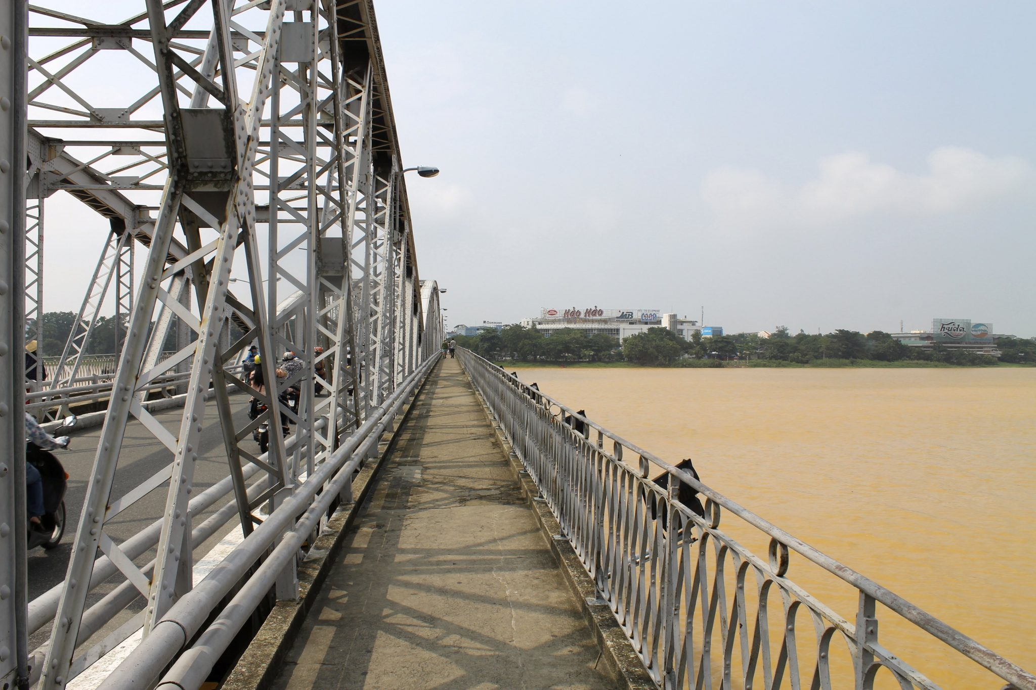 Truong Tien Bridge over the Perfume River